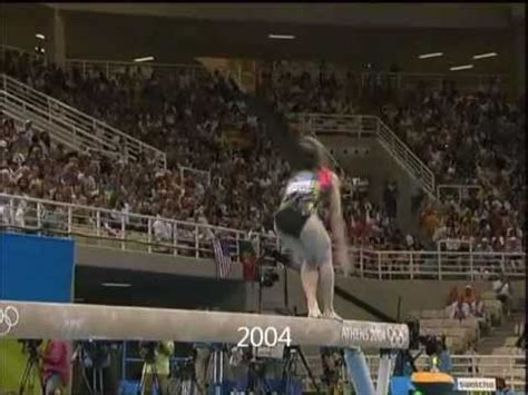 olympics then and now gymnastics skills then and now youtube
