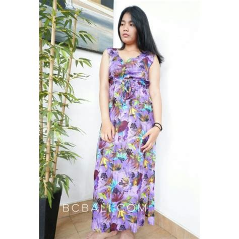 Dress Batik Handmade dress bali batik printing handmade