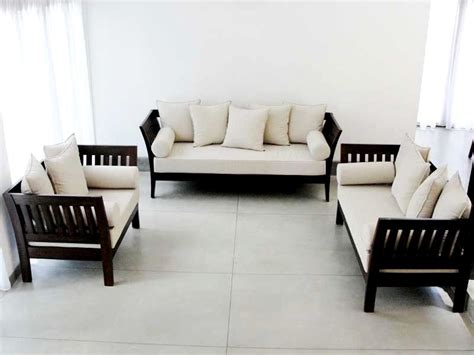 sofa latest design latest wooden sofa designs with price table and chair
