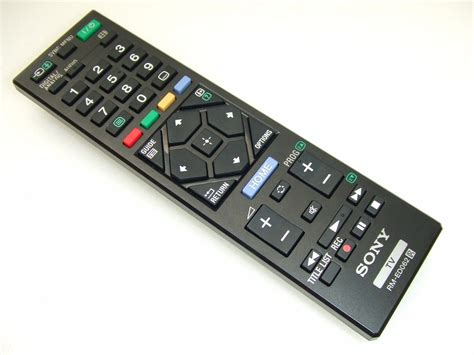 Tv Rm genuine remote tv sony rm ed062 for kdl 32r435b