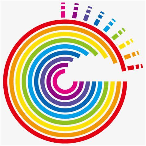 rainbow color wheel rainbow gradient vector color wheel vector rainbow