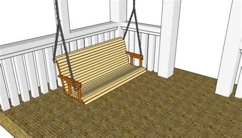 sheds and swings free porch swing plans free outdoor plans diy shed