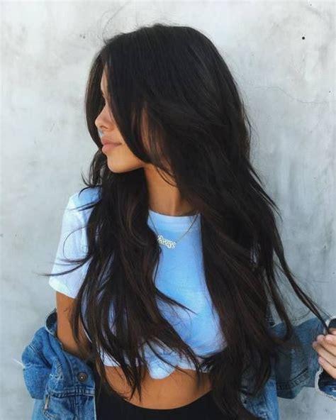 best drugstore hair color for resistant gray 25 best ideas about straight brunette hair on pinterest