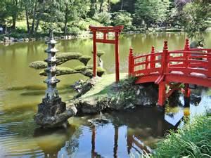 portique japonais zoom sur le torii ooreka