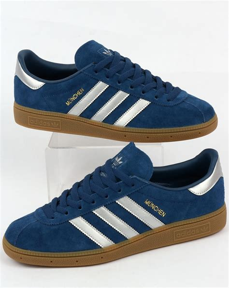 Adidas Combi Biru Made In Casual adidas munchen trainers navy whiteshoesblueoriginals adidas 3 stripes performance shoe bag