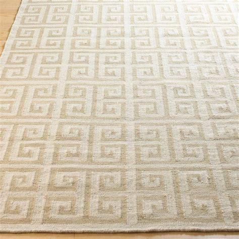 key rugs key dhurrie rug available in 3 colors sea blue grey sky black