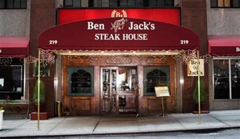 steak houses west side nyc ben jack s steak house new york manhattan