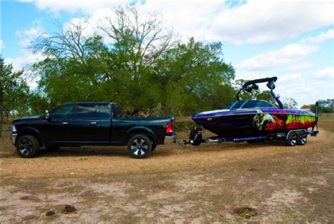 wakeboard boat on trailer tow rigs 2011 page 2 boats accessories tow vehicles