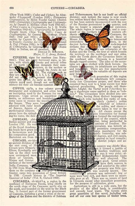 Butterfly Collage Book Print Art Smash Book Printables Pinterest Collage Book Collage And Prints On Book Pages
