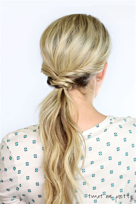 graduation ponytail hairstyles love this weaved ponytail hair pinterest bobby pins