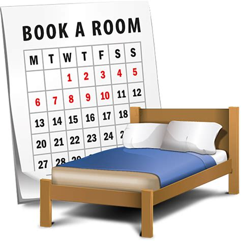 Book A Room From Reception Room Waiting Room Icon Free Icons