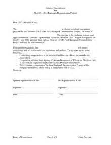 Commitment Letter Grant Best Photos Of Sle Grant Letter Templates Sle Grant Request Cover Letter Sle Grant