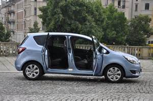 Opel Meriva 1 4 Test Opel Meriva 1 4 Ecoflex Eine Sparsame Bank