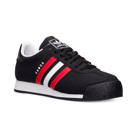casual sneakers mens adidas mens samoa casual sneakers from finish line in