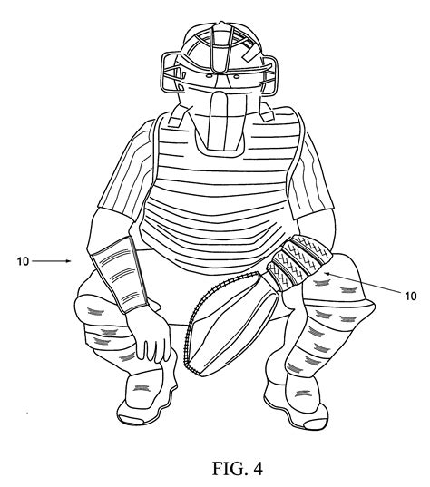 free coloring pages of m catcher