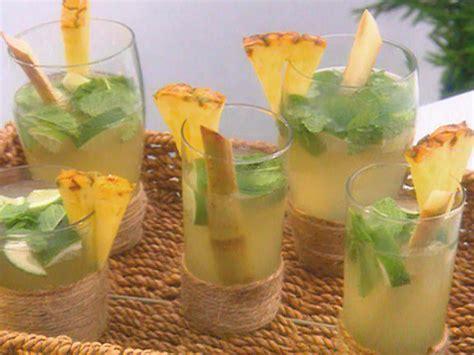 pineapple mojito recipe lekker resepte vir die jongergeslag mojito s
