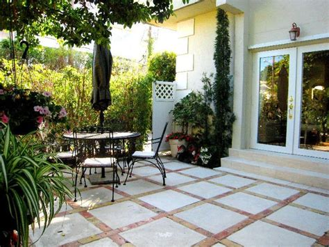 townhouse patio ideas studio design gallery best