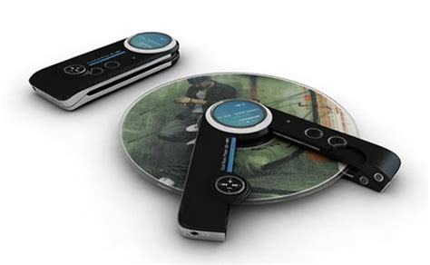 Portable Album In Concept Device by Best Audio Mp3 Player October 2012