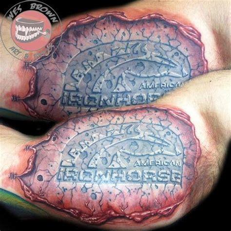 john wayne tattoo by ken karnage tattoonow tattoos torn flesh 88946