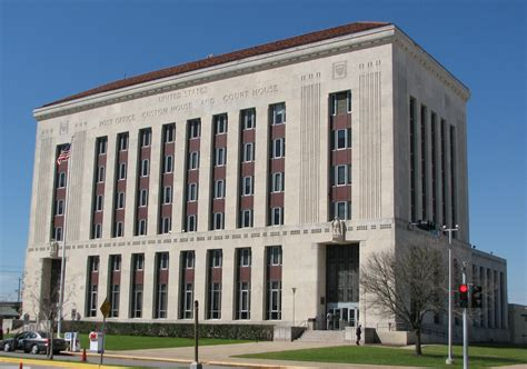 Fed Office by File Galveston Federal Building 2009 Jpg Wikimedia Commons