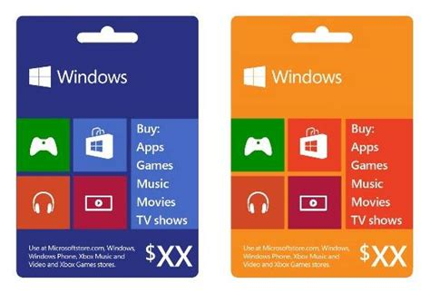 Microsoft Gift Card Amazon - windows gift card up for pre order on amazon to replace microsoft points cards