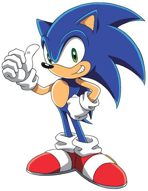 Sonic X characters sonic x