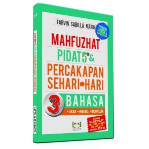 Nasihat Nabi Sehari Hari Promo Hari Ini buku mahfuzhat pidato percakapan sehari hari 3 bahasa arab inggris indonesia