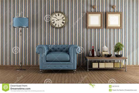 wallpaper for classic living room retro living room stock illustration illustration of