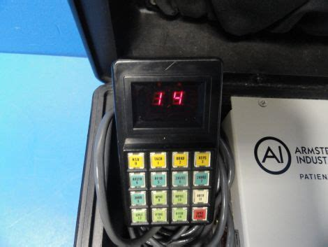 used armstrong aa 700 patient simulator for sale dotmed