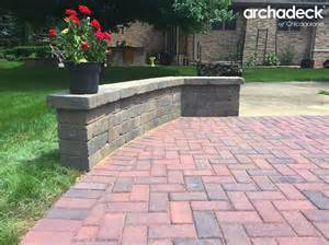 Patio Walls Ideas by Patio Ideas By Archadeck Of Chicagoland Outdoor Living