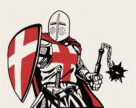 Marvelous Professional Church Logos #5: Templar_knight_by_archtemplar96-d4r5yjk.jpg