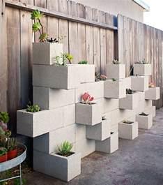 Decorative Cinder Blocks Home Depot cinderfella s vertical garden planter urban gardens