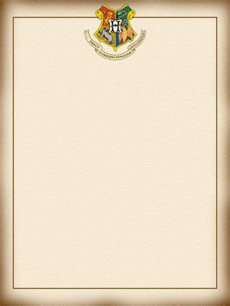 hogwarts letter hogwarts and journal cards on pinterest