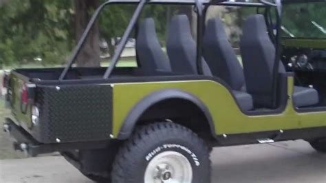 jeep scrambler 4 door four door scrambler by jester custom cycles cj5 cj6 cj7