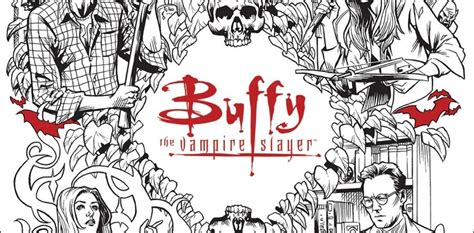 coloring pages vire buffy the vire slayer coloring book coloring pages