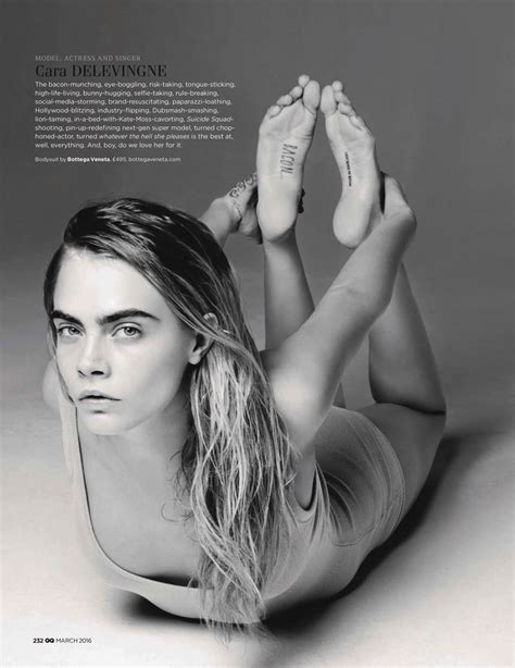 Cara Delevingne The Fappening Celebrity Photo
