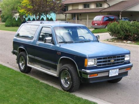 1987 chevrolet blazer mike87blazer 1987 chevrolet blazer specs photos