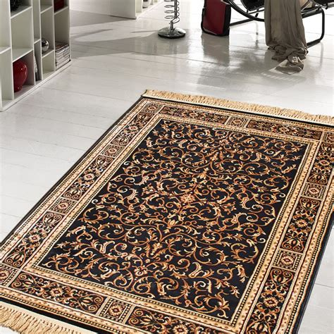 imperial navy blue patterned rixos rug buy rixos rugs