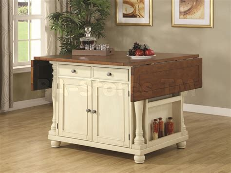 coaster kitchen island table ideas