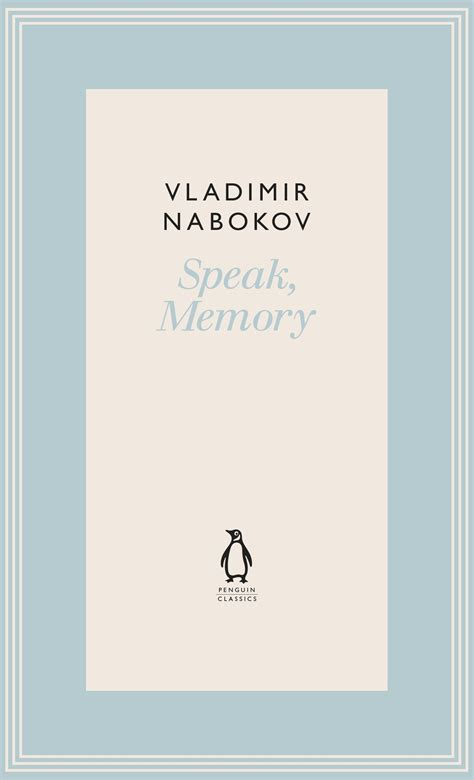 speak memory an autobiography 1857151887 speak memory an autobiography revisited penguin books