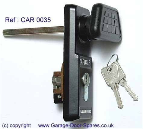 replacement garage door lock replacement handles and locks for cardale garage doors