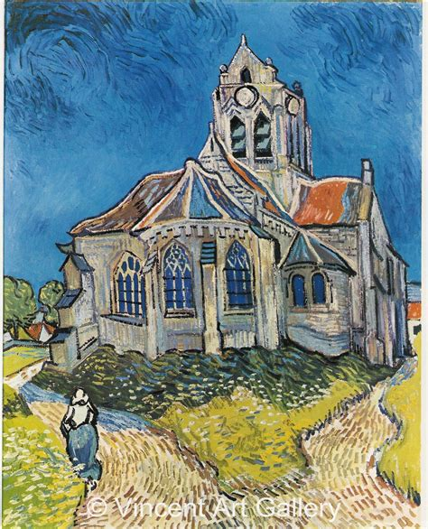 Delightful What Do Non Denominational Churches Believe #3: JH2006,%20The%20Church%20at%20Auvers.jpg