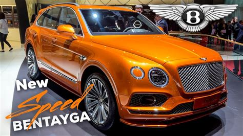 2020 bentley suv 2020 bentley bentayga speed new review w12 fastest suv