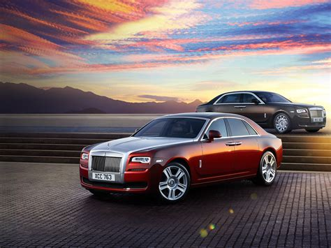 phantom ghost car rolls royce ghost wallpapers images photos pictures
