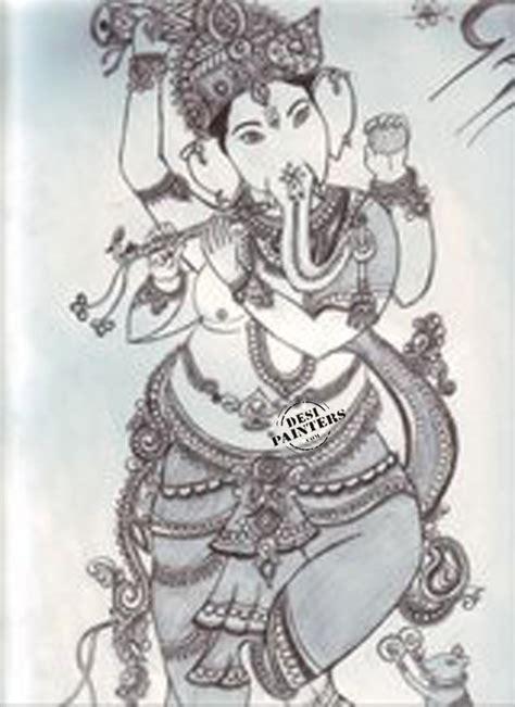 Ganesh Ji Sketches ganesh ji sketch cliparts co