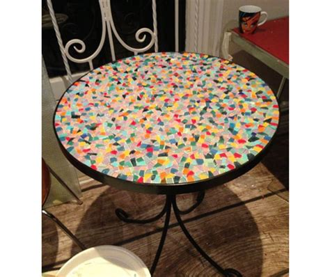mosaic dining room table simple ideas mosaic dining table first rate mosai and