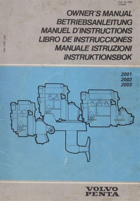 book repair manual 2002 volvo c70 engine control volvo penta basic instruction manual 2001 2002 2003