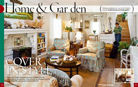 www southernliving com in print southern living january 2009