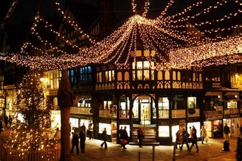 day trip to chester christmas market with johnsons coaches