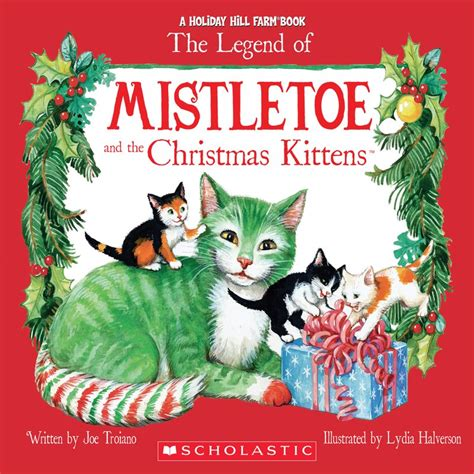 the legend of mistletoe and the kittens by joe